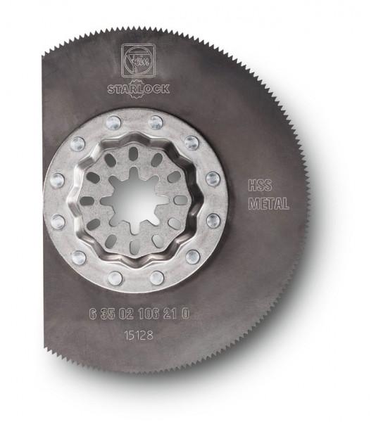 HSS-Segmentsägeblatt 85mm Ø