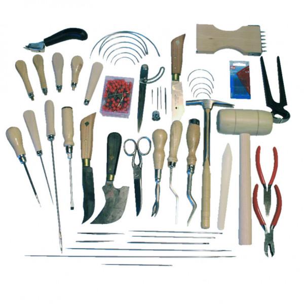 Werkzeugsatz mit Kasten