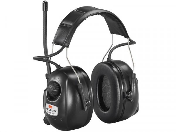 Gehörschützer mit Radio