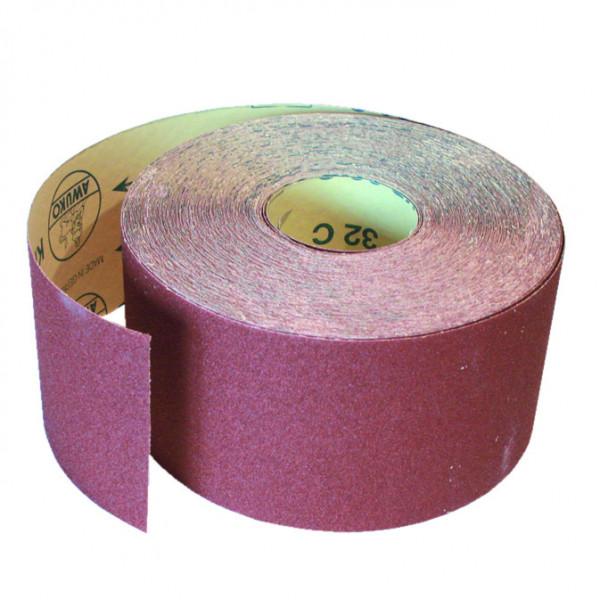 Rollenschleifpapier 115mm x 50m